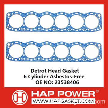 Manufactur standard for Engine Head Gasket Detrot S60 Head Gasket 23538406 supply to Christmas Island Supplier